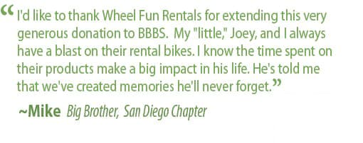See What Bigs Have to Say About Biking Buddies