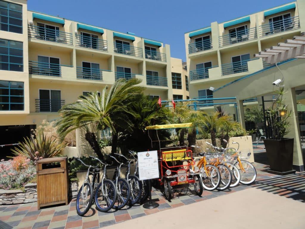 Bike Rentals Doheny state beach