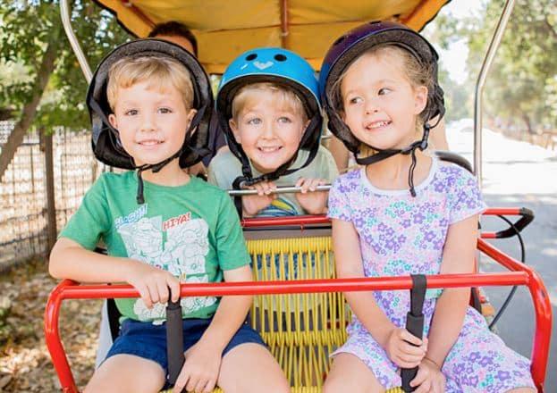 Kids on Surrey