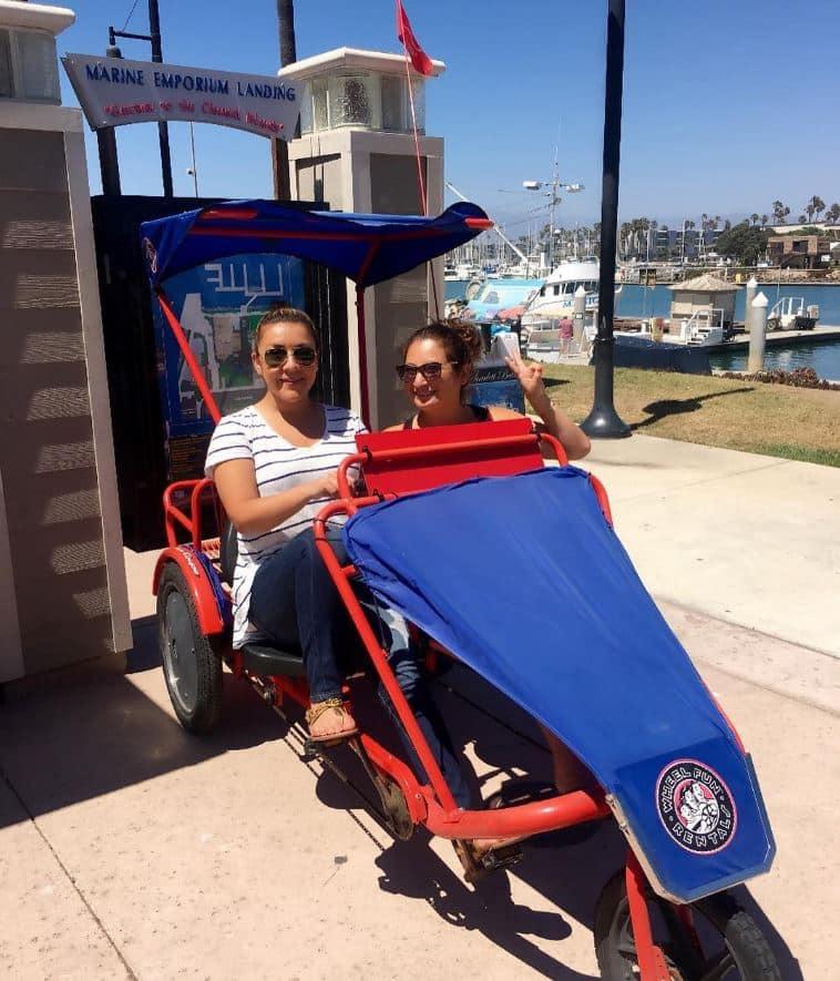 Rent a bike Oxnard Channel Islands CA