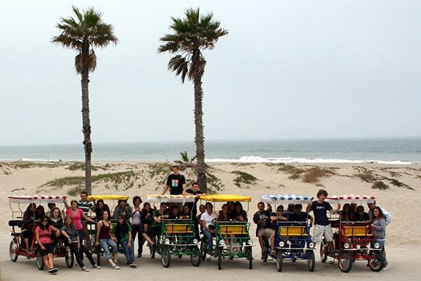 Oxnard Beach Bike Rentals