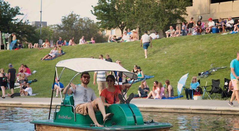 Pedal Boat Rentals & Kayak Rentals Indianapolis