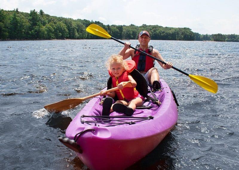 Queens kayak rentals