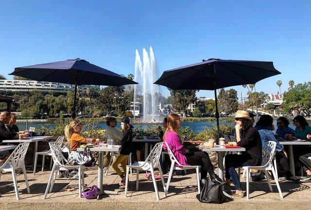 Echo Park, Los Angeles, California