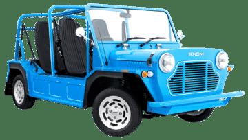 Moke vehicle