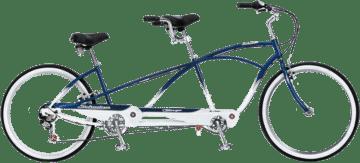 tandem bike rental